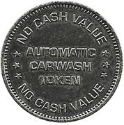 Carwash Token - Super-Splash – reverse