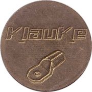 Token - Klauke (my tool) – obverse