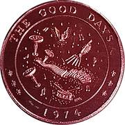 Eros - The Good Days (New Orleans, Louisiana) – obverse