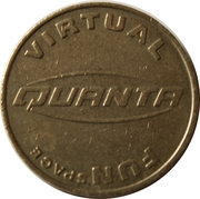 Token - Quanta Virtual Fun Space – obverse
