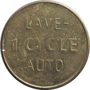 Car Wash Token - Lave 1 Cycle Auto – reverse