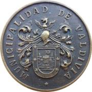 Token - Municipalidad de Valdivia – obverse