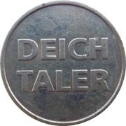 Deich Taler - Deich Apotheke (Marschacht; non-magnetic) – reverse