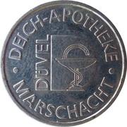 Deich Taler - Deich Apotheke (Marschacht; magnetic) – obverse