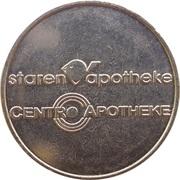 1 Kelheimer Apotheketaler - Staren Apotheke & Centro Apotheke (Kelheim) – obverse