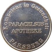 Paracelsus Taler - Paracelsus Apotheke (Parsberg) – obverse