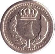 Spiel Marke (Franz Joseph I; 1) – reverse