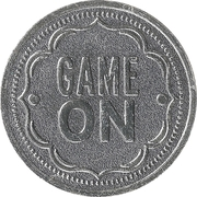 Token - My Two Cents (Game on) – obverse