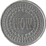 Token - My Two Cents (Wow) – obverse