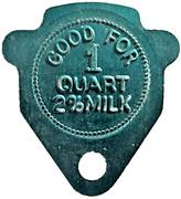 1 Quart 2% Milk - Glen Rae (Ontario) – reverse