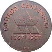Medal - Halifax Naval Assembly (Nova Scotia) – reverse