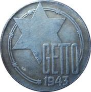 20 Mark (Lodz Ghetto; Replica) – obverse