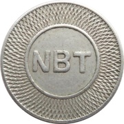 Token - New Britain Transportation (New Britain, Connecticut) – reverse