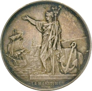 Token - Assurances Maritimes (La Maritime) – obverse