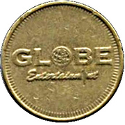 Token - Globe Entertainment – obverse