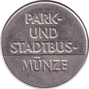 Parking Token - Feldkirch – obverse