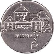 Parking Token - Feldkirch – reverse