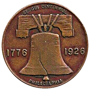 Treasure Island Doubloon (Sequicentennial Philadelphia) – obverse