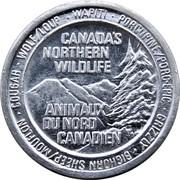 Token - Canada's Northern Wildlife (Deer) – obverse