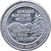 Token - Canada's Northern Wildlife (Porcupine) – obverse