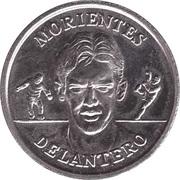 Token - RFEF Medallas de la Seleccion (Morientes) – obverse