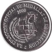 Token - RFEF Medallas de la Seleccion (Morientes) – reverse