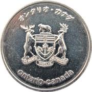 Medal - Ontario Pavilion Expo 70 Osaka – obverse