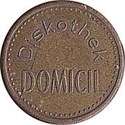 Token - Diskothek Domicil – obverse