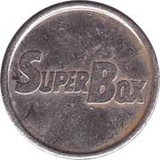Token - Super Box – obverse