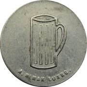 Token - Café Theisen (Angelsberg) – reverse