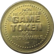 Game Token - Willows Arcade – reverse