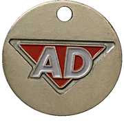 Shopping Cart Token - AD – obverse
