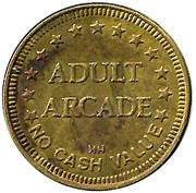 Game Token - Adult Arcade – obverse