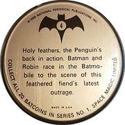 Batcoins - Batman & Robin (Space Magic Limited) – reverse
