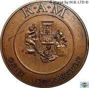 Token - Royal Australian Mint (Coin Collector) – obverse