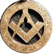 Token - Freemason – obverse