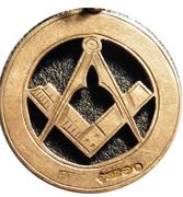 Token - Freemason – reverse