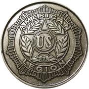 Token - American Legion (United States Marine Corps) – obverse