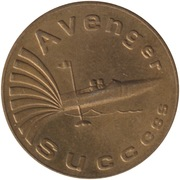Token - Boat of the show award – obverse