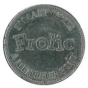 Token - Frolic Dogfood (Foxterrier) – reverse