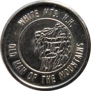 Token - Clark's Trading Post (Lincoln, New Hampshire) – reverse