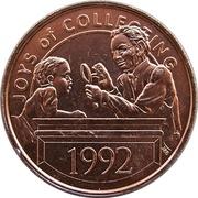 Token - Joys of Collecting (Coin World) – obverse