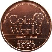 Token - Joys of Collecting (Coin World) – reverse