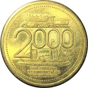 5 Dollars - Kingston 2000 – reverse