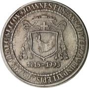 Token - St. Rupertus and St. Virgilius – reverse