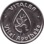 Vitaler - Vital Apotheke (Pfaffplatz) – reverse