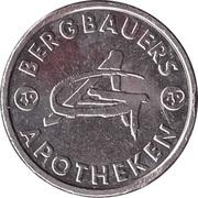 Pharmacy Token - Bergbauers Apotheken – obverse