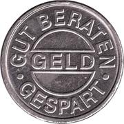 Pharmacy Token - Bergbauers Apotheken – reverse