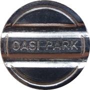 Amusement Token - Oasi Park – obverse