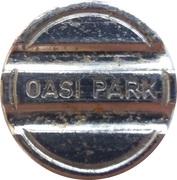 Amusement Token - Oasi Park – reverse